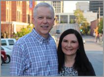 Tony & Lisa Cooke