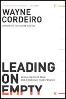 leading on empty book