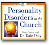 personality disorders in the church