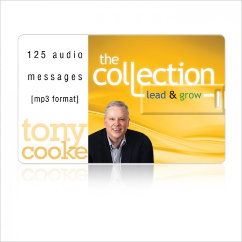 """The Collection"" USB Audio Drive by Tony Cooke"