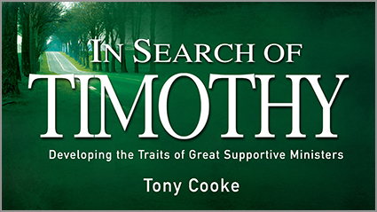 In Search of Timothy Seminar