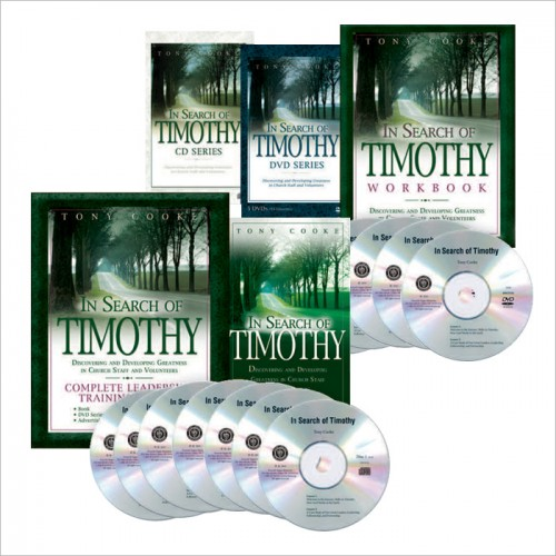 In Search of Timothy Study Course