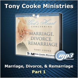 Marriage, Divorce, & Remarriage, Part 1
