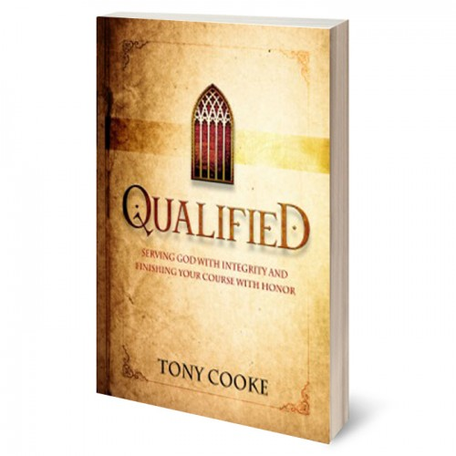 Qualified by Tony Cooke