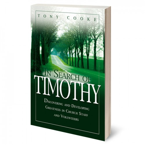 In Search of Timothy by Tony Cooke