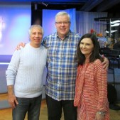 At Gospel Life Center in Munich, pastored by John and Mirjana Angelina.
