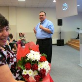 While we were there, the church honored Pastor Connie on her birthday, and Pastor Mauro and Connie on their anniversary.