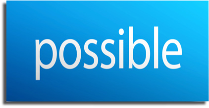 Doing the Possible by Tony Cooke
