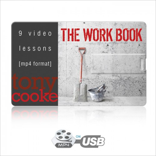 The Workbook Video Series on USB by Tony Cooke