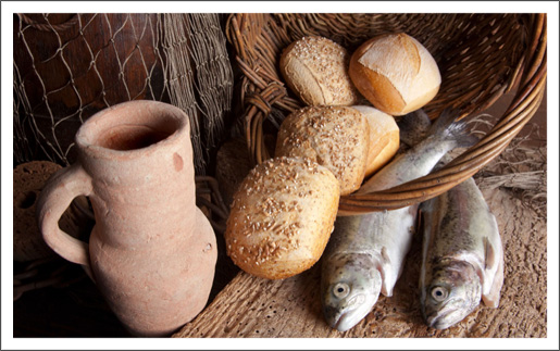 The Five Loaves and Two Fish Life
