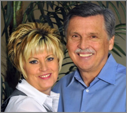 Pastors Mark & Brenda Thomas