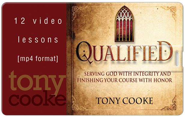 Qualified Video Series by Tony Cooke