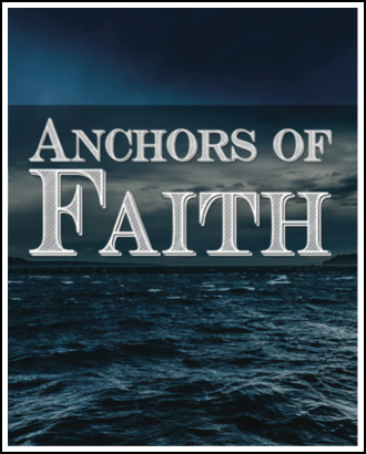 Anchors of Faith by Gerald Brooks