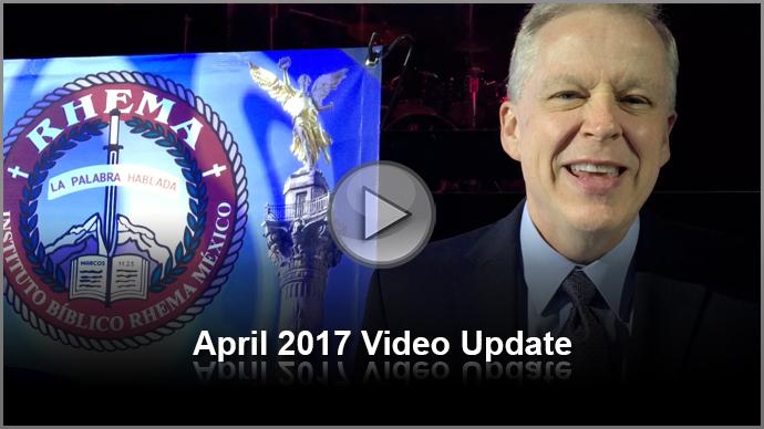 April 2017 Video Update