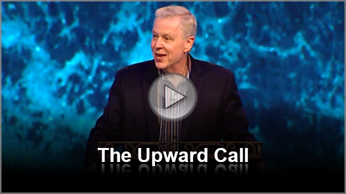 The Upward Call by Tony Cooke