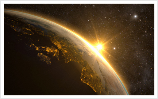 A Global Outpouring by Tony Cooke