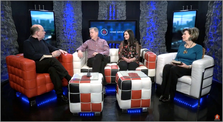 Home Group Sessions with Rick and Denise Renner