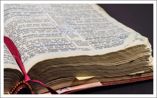 Is Bible Interpretation Really Necessary? by Marvin Yoder