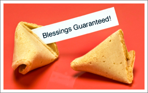 Fortune Cookie Christianity