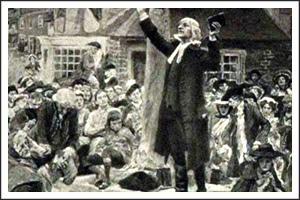 Encorajadoras lições de John Wesley