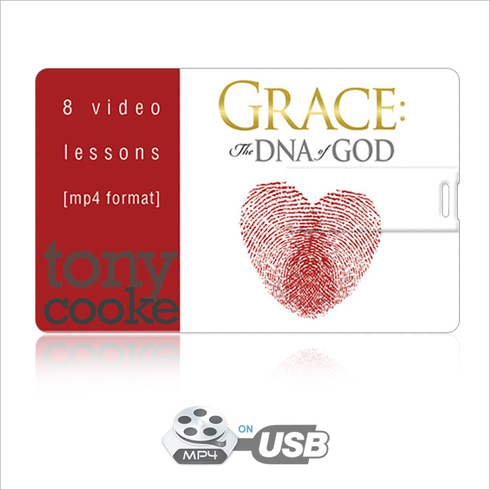 Grace: The DNA of God Video Series