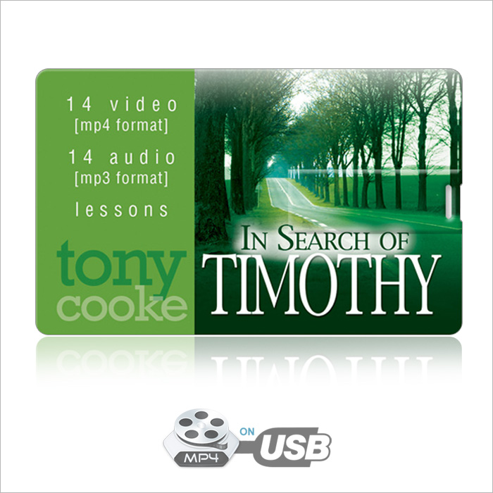 In Search of Timothy Video Series
