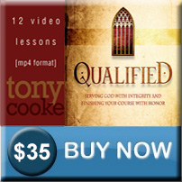 Qualified Video by Tony Cooke