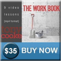 The Work Book Video by Tony Cooke